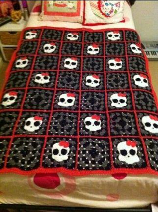 Inspiration blanket